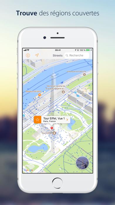 Screenshot #2 pour Streets App