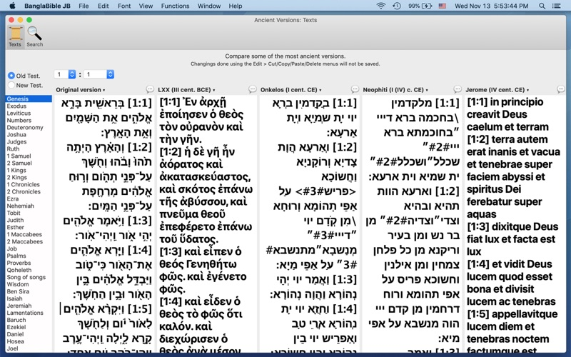 BanglaBible JB for Mac