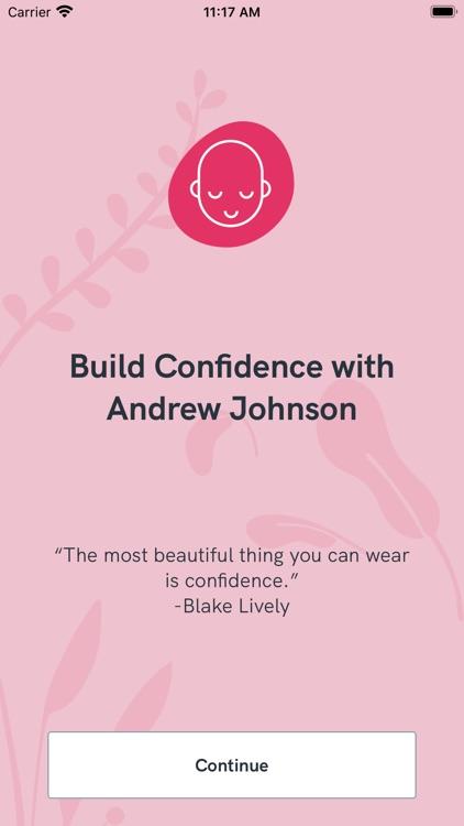 Build Confidence with AJ