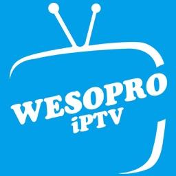 WESOPRO IPTV Player