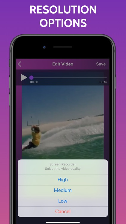 Screen Recorder Pro- Recording screenshot-3