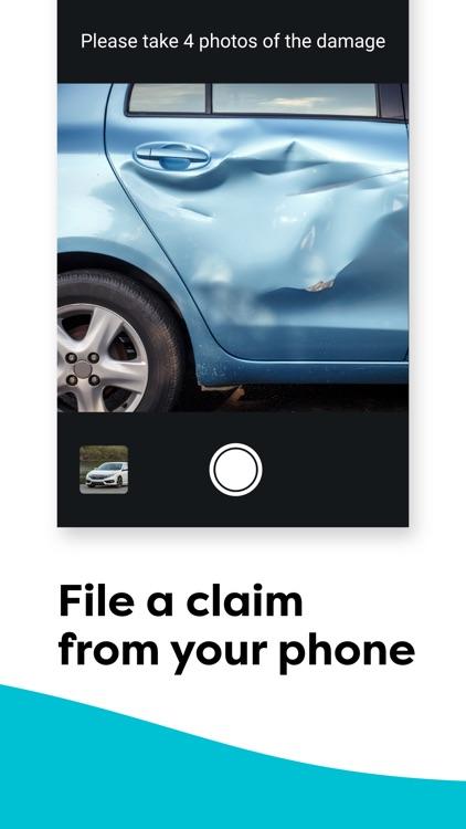 Metromile - Car Insurance screenshot-4