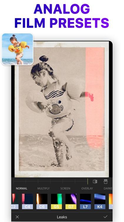 Vintage FX Camera Photo Editor screenshot-3