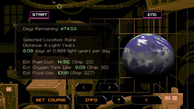 Hyperspace Delivery Service screenshot-5