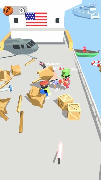 Stickman Boxing Battle 3D screenshot 9
