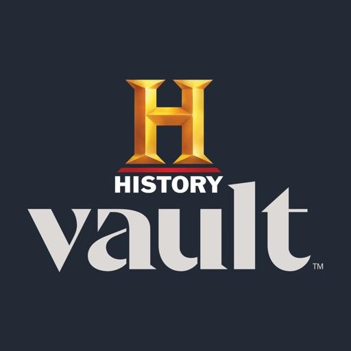 HISTORY Vault icon