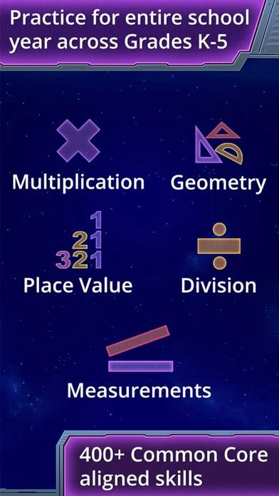 Math Games for 5th Grade Kids screenshot 2