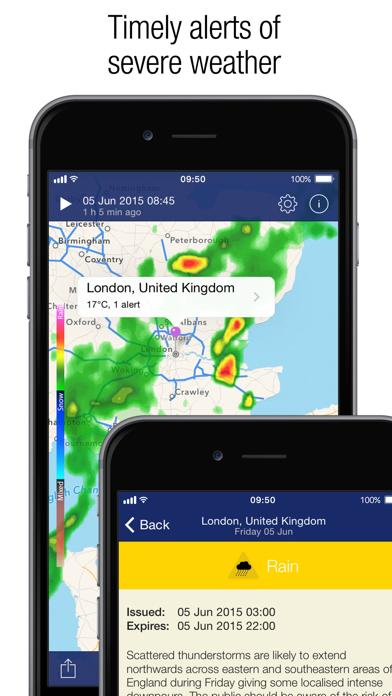 ดาวน์โหลด Weather Radar Live - Forecast สำหรับพีซี