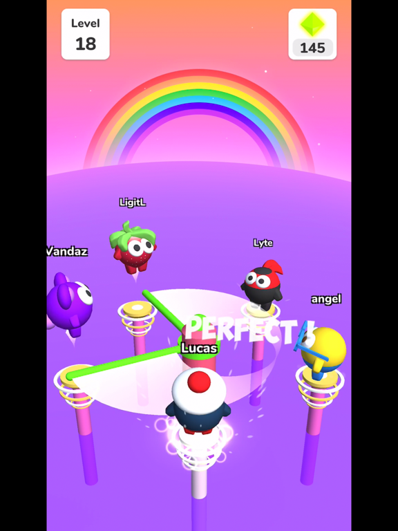 Beam Jump screenshot 6