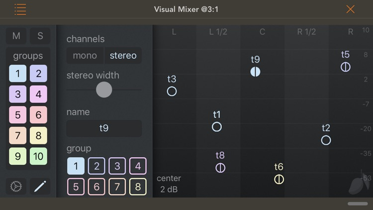 Visual Mixer
