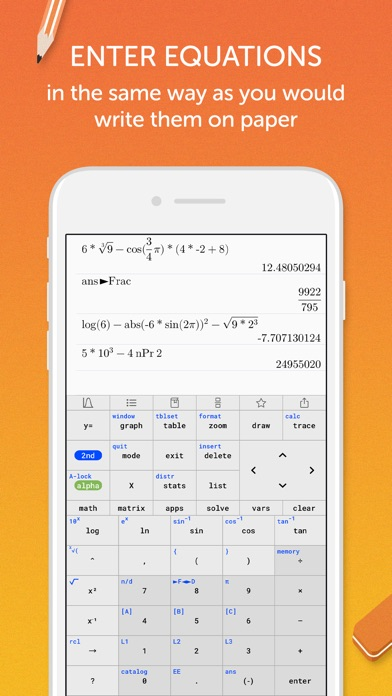 Graphing Calculator Pro² app image