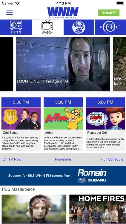WNIN Public Media App screenshot-4