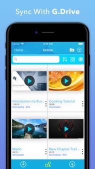 Video Saver PRO+ Cloud Drive iphone images