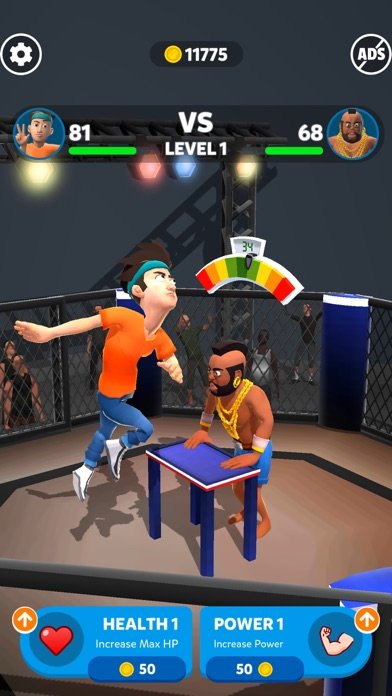 Slap Kings screenshot 2