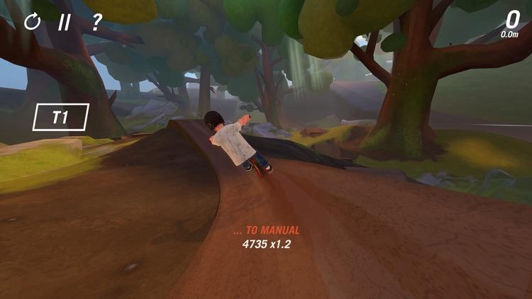Trail Boss BMX screenshot-4