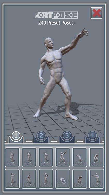 ArtPose Pro screenshot-4