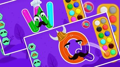 ABC Letter Tracing Fun screenshot 2
