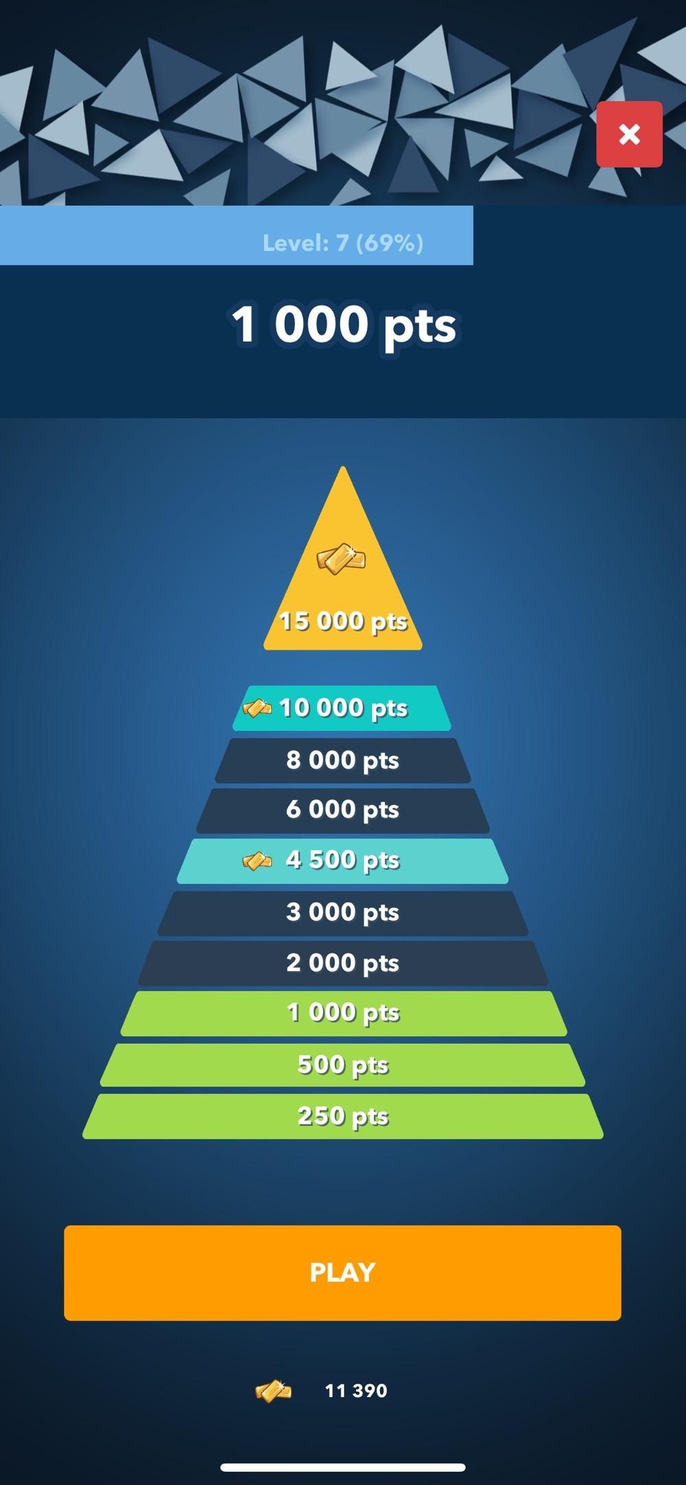Pyramid Quiz hack tool