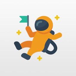 Starman Stickers for iMessage