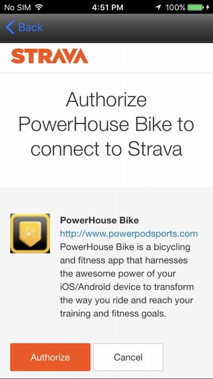 PowerHouse Bike screenshot-4