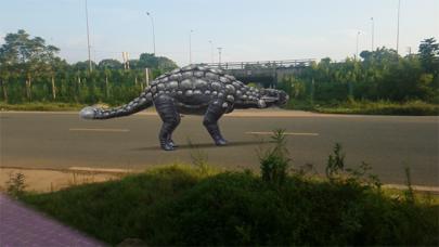 Dinosaur 3D AR screenshot 11