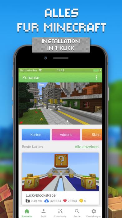 Herunterladen Master craft for Minecraft PE für Pc