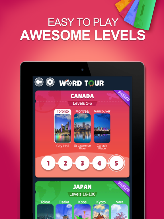 Word Tour™ screenshot 18