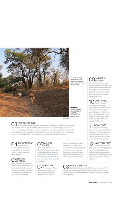 Travel Africa Magazine screenshot-5