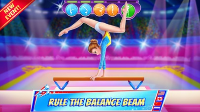 Download Gymnastics Superstar for Pc