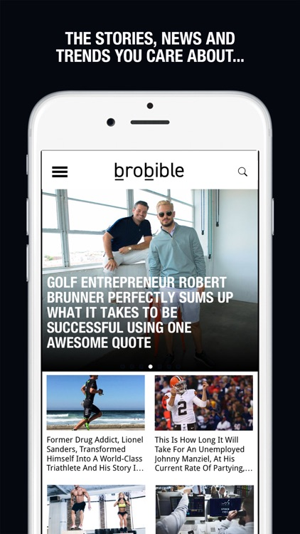 brobible online dating