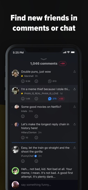 iFunny – hot memes and videos on the App Store