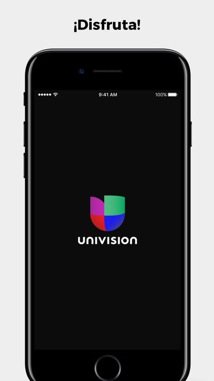 Univision App screenshot-9