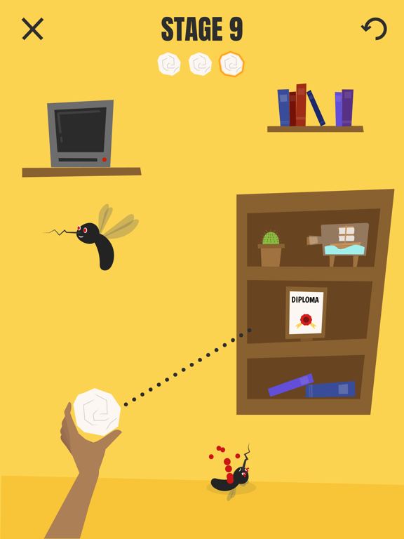 Kill the bug! screenshot 6