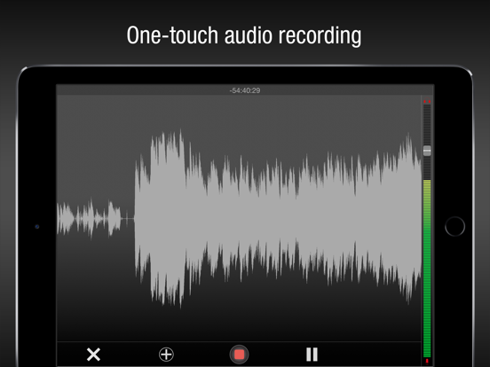 Screenshot #5 pour iRig Recorder