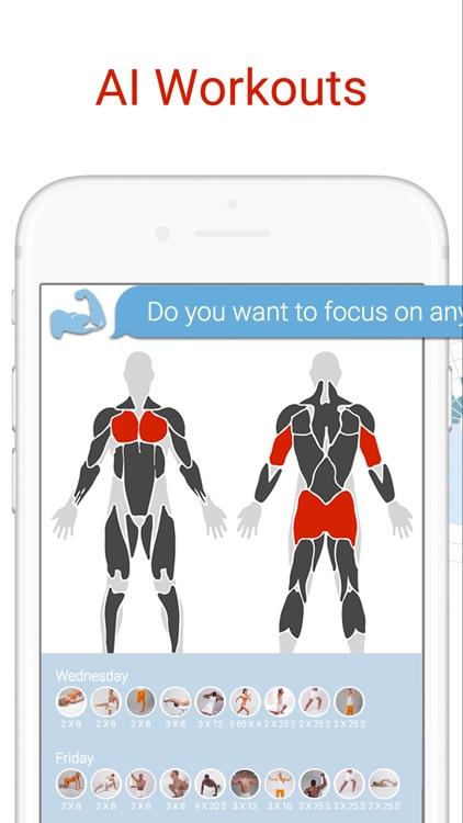 BodBot Personal Trainer screenshot-0