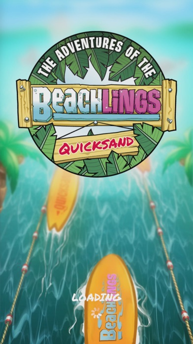 Adventures of The Beachlings screenshot one