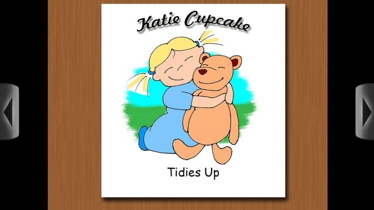 Katie Cupcake Tidies Up