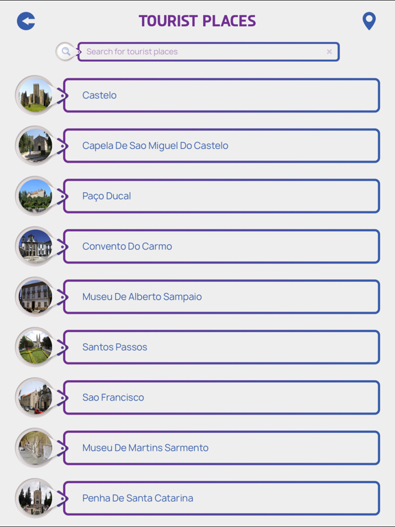 Guimaraes Travel Guide screenshot 8