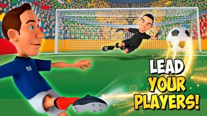 HardBall - Caps Soccer League screenshot one