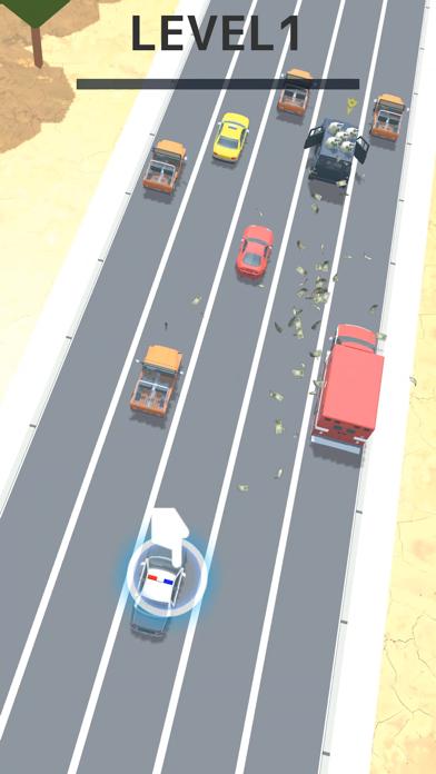 Car Chase 3Dのおすすめ画像1