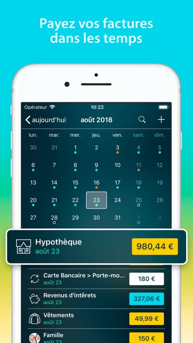 download Money Pro: Suivi des dépenses apps 7