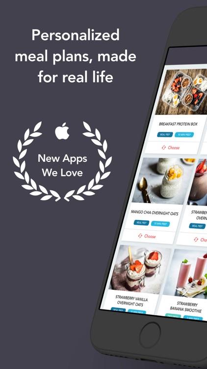 MealPrepPro: Meal prep planner screenshot-0