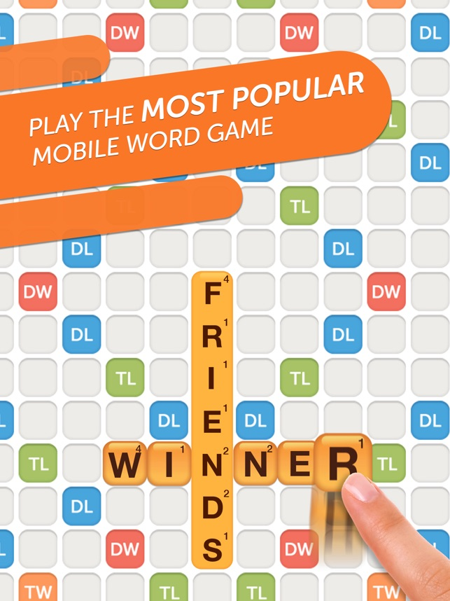 Words With Friends 2 Word Game on the App Store