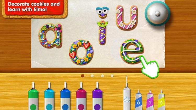 Sesame Street Alphabet Kitchen screenshot-3