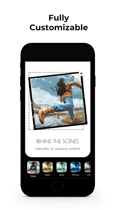 Dazzle: Insta Stories Editor Screenshot