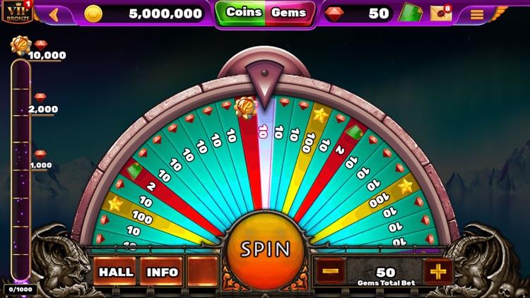 Slots - Vegas Casino screenshot-3
