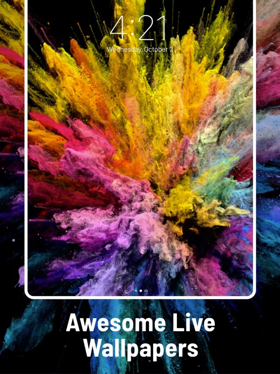 Fancy Wallpapers & Backgrounds-ipad-0