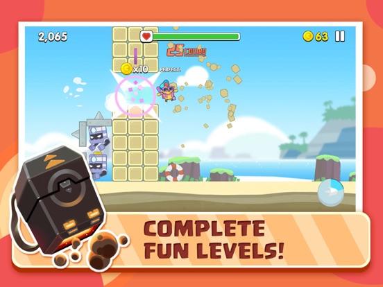 Dash Crashers screenshot 6