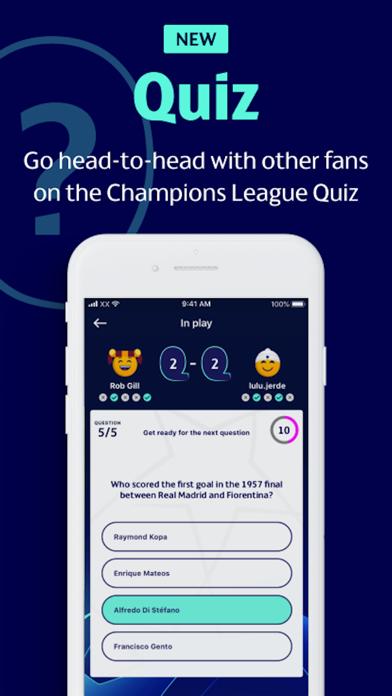 UEFA Champions League: Gaming screenshot three