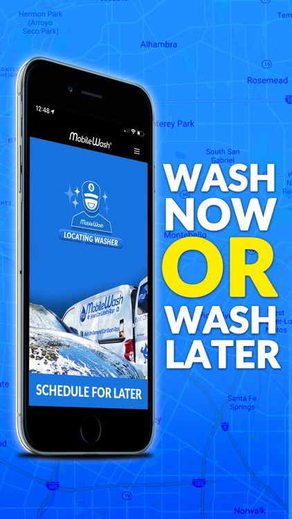 MobileWash Car Wash On-Demand screenshot-5